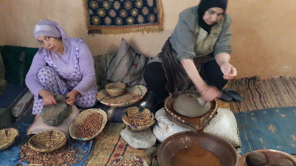 Female Argan Cooperative