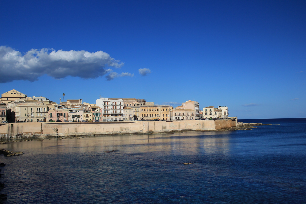 Siracusa seafront