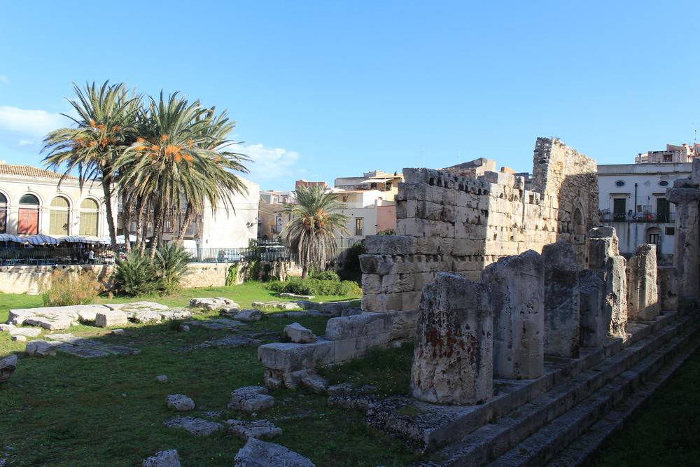 Temple of Apollo @ Siracusa
