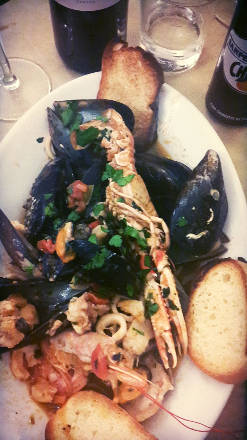 Fish soup @ Don Carmelo