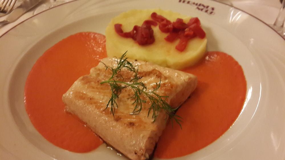 Salmon @ Terminus Nord