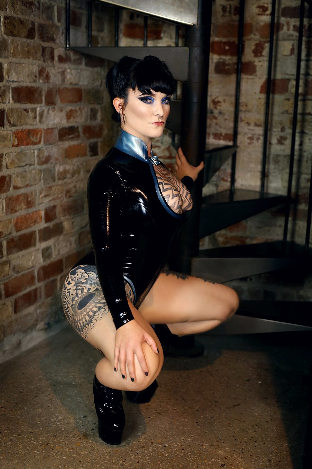 Miss Tallula latex mistress, hobart mistress, kinky dominatrix