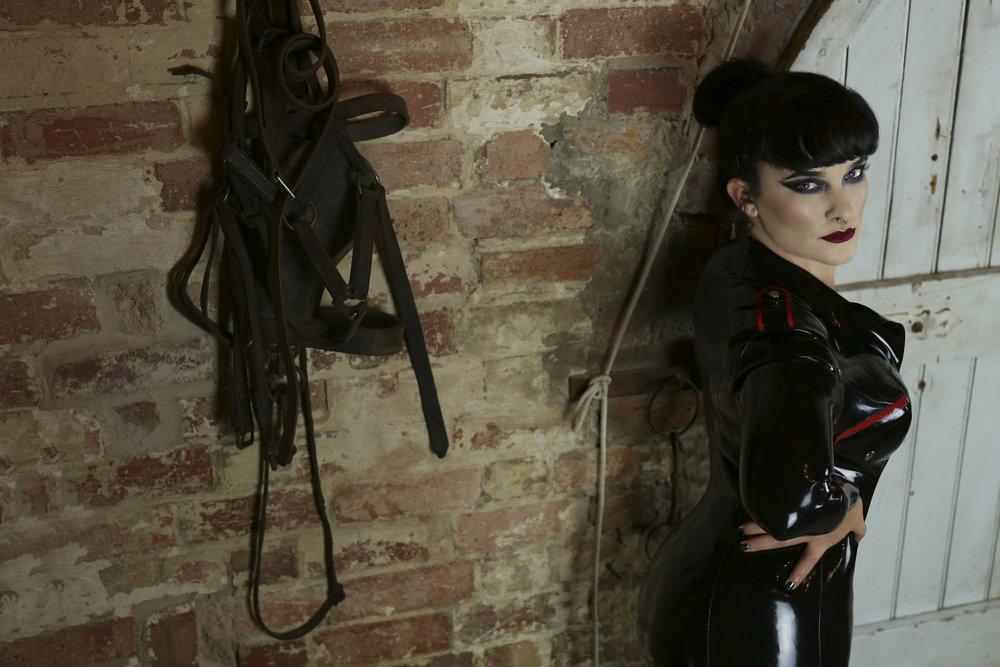 Kinky escort, One of a kind GFE, International touring courtesan, Dominatrix, Mistress Tallula Darling, tattooed companion