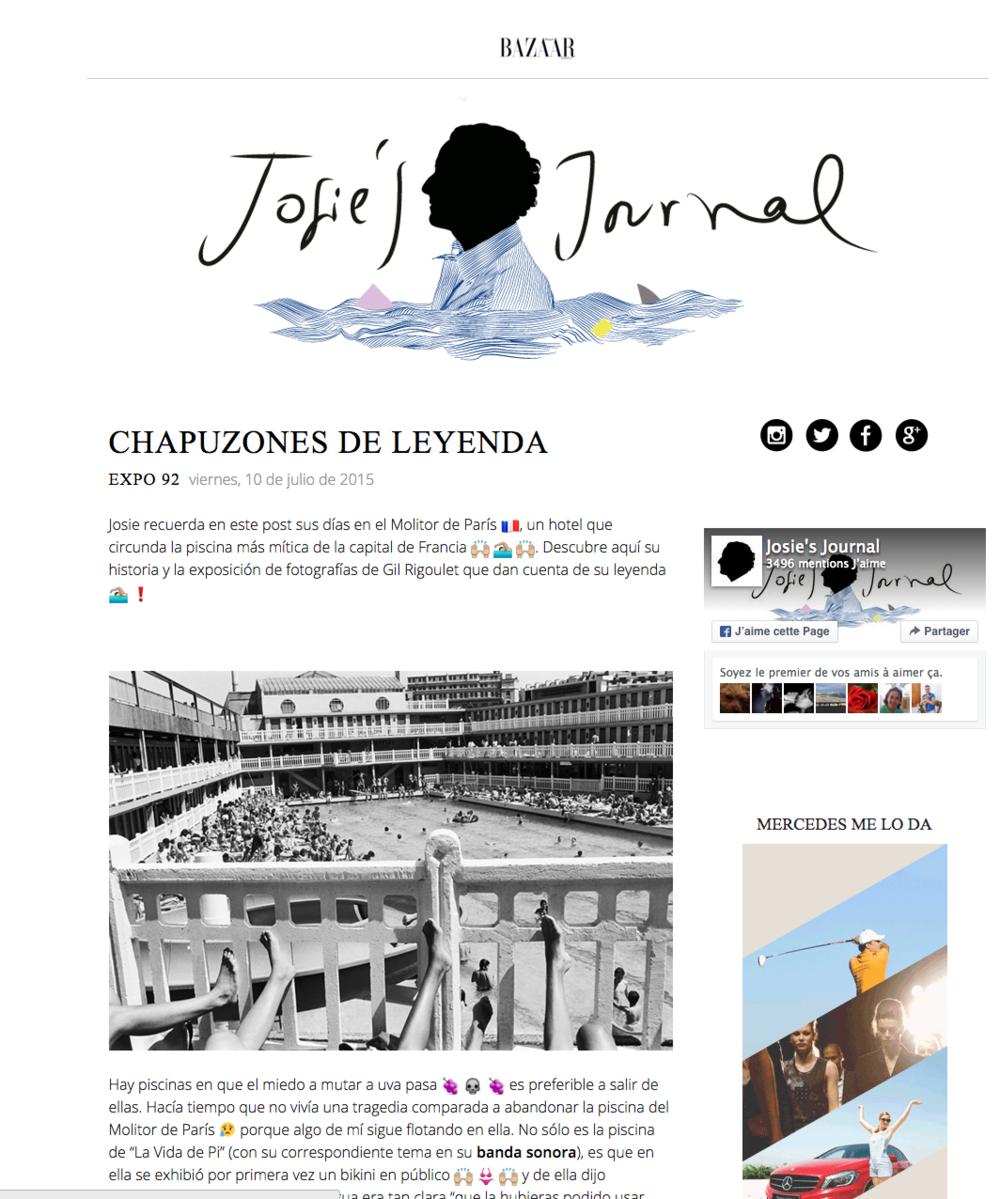 CHAPUZONES DE LEYENDA
