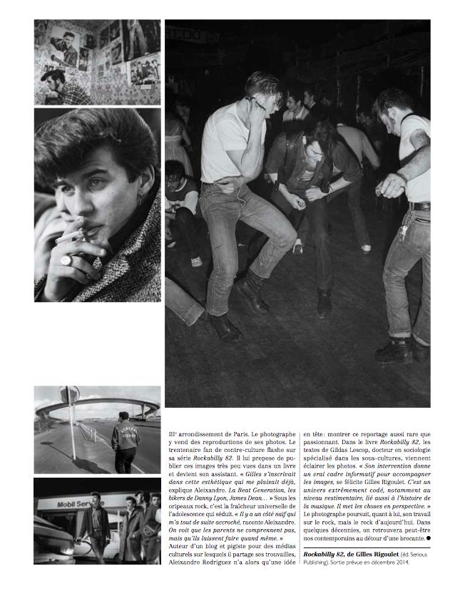 Rockabilly 82 : la fureur de vivre