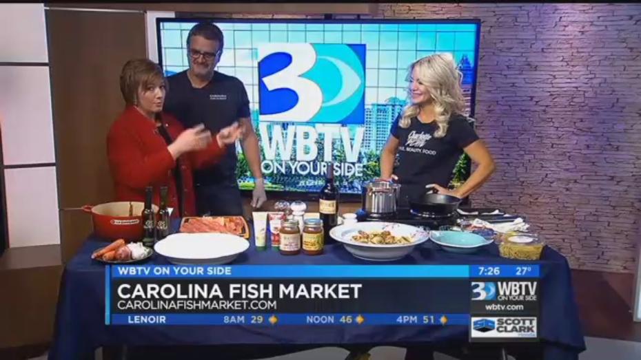 Carolina Fish Market on CBS