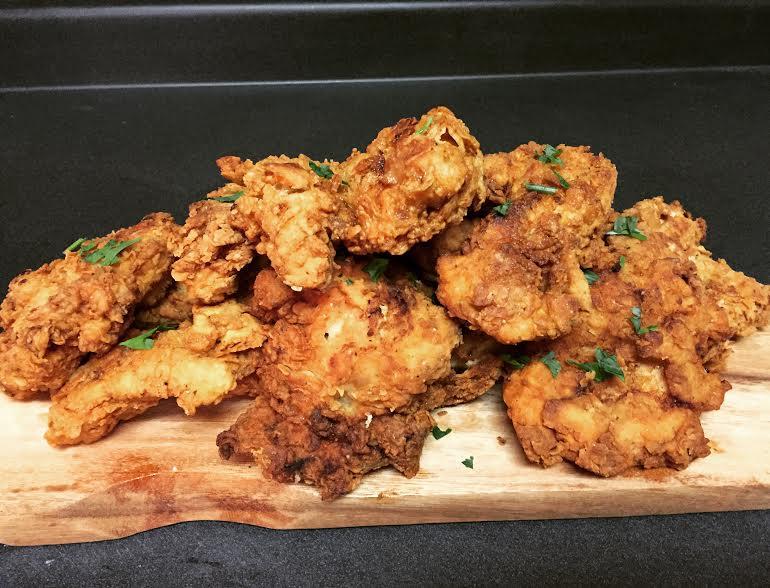 Buttermilk Fried Chicken...