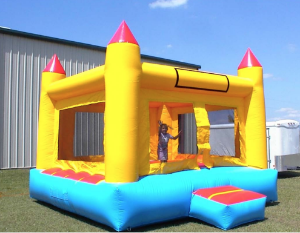 14 Foot giant bouncy house!