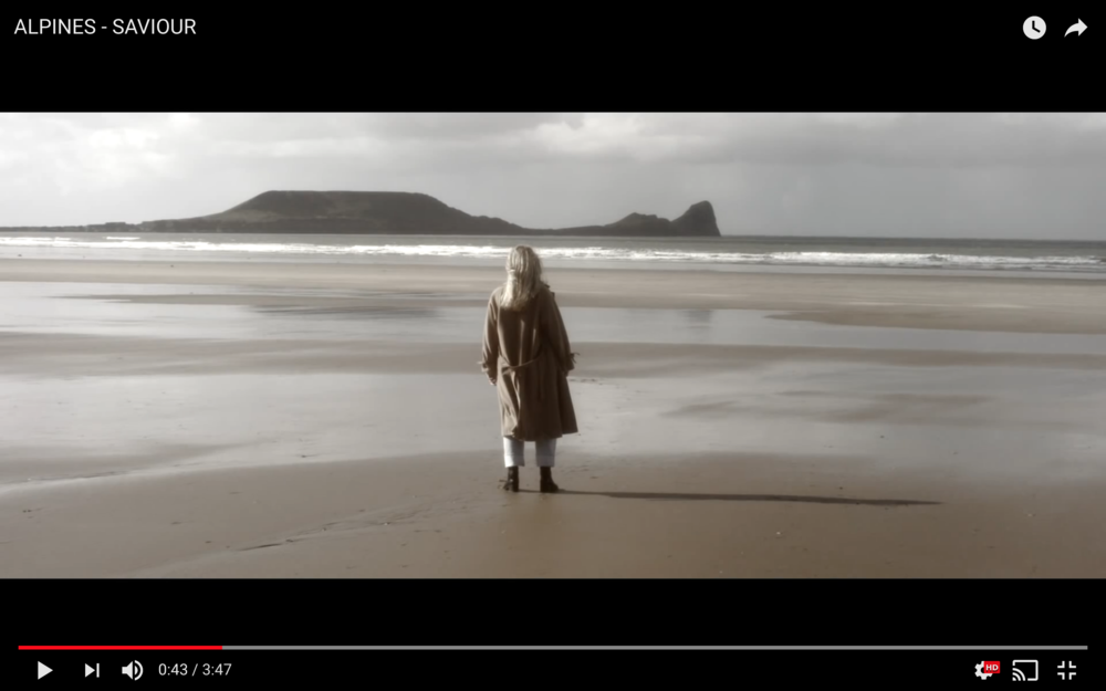 SAVIOUR - ALPINES