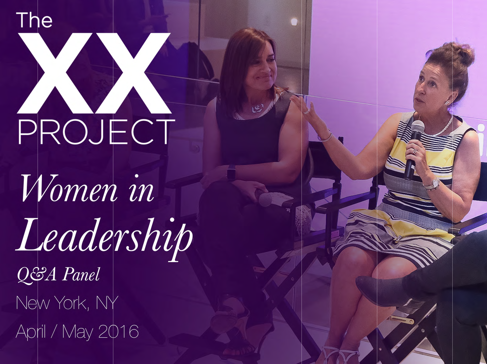 Women in Leadership Q&A Panel