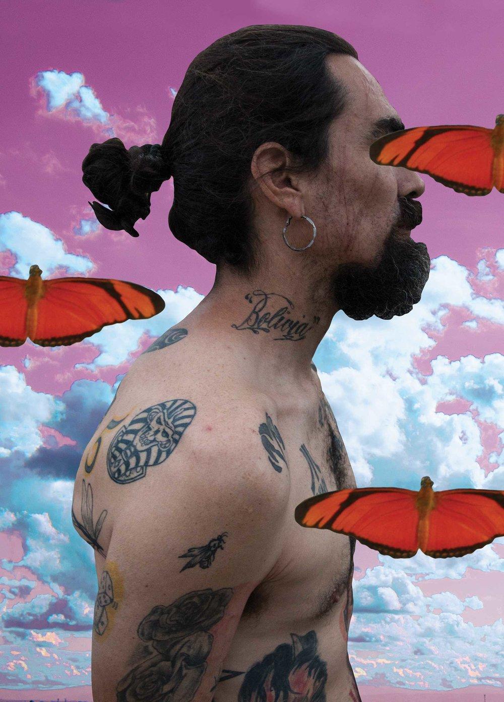 Metamorphosis - Diego
