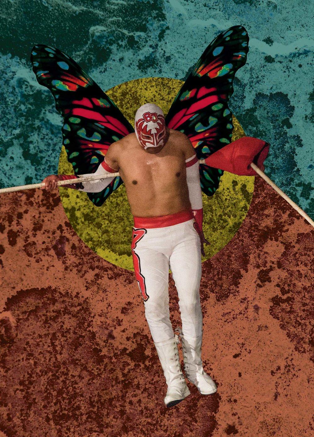 Metamorphosis - El Luchador