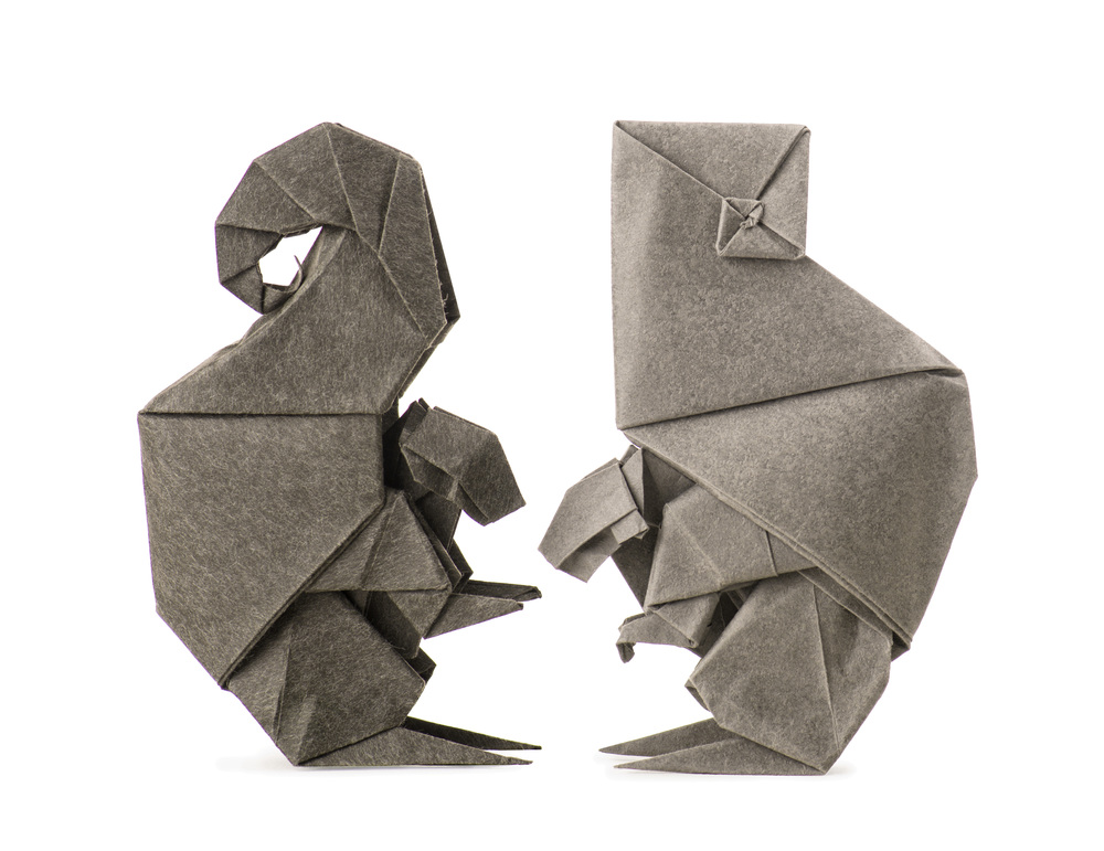 Beth Johnson Origami