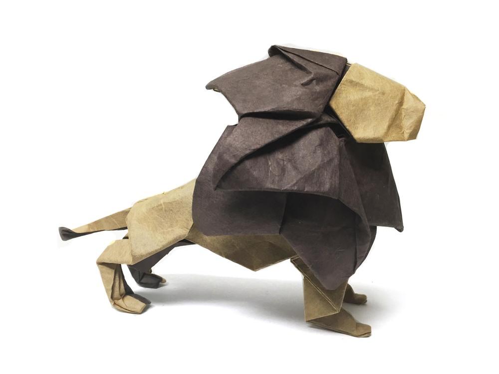 Beth Johnson Origami