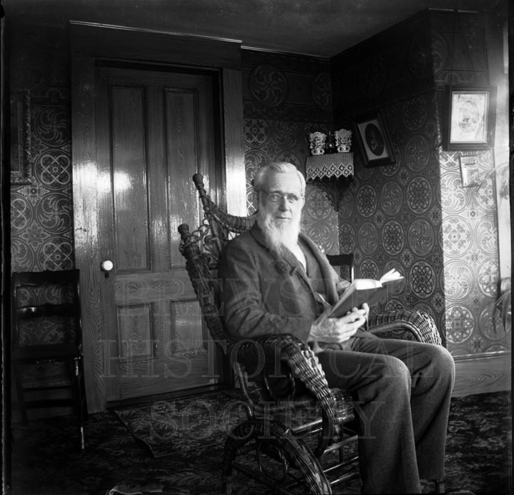 17. 1970.10.177 –  W. W. Knowles c.1900 -- photographer unknown