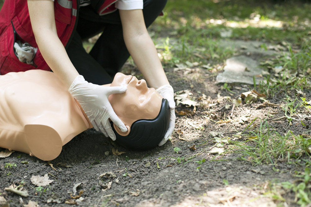 First Aid At Work - First Aid at Work provides the candidate with a complete set of skills and knowledge required within the workplace and gives them the confidence to step forward in a first aid emergency. It also helps the employer meet the standards of the Health and Safety (First aid) at Work regulations.