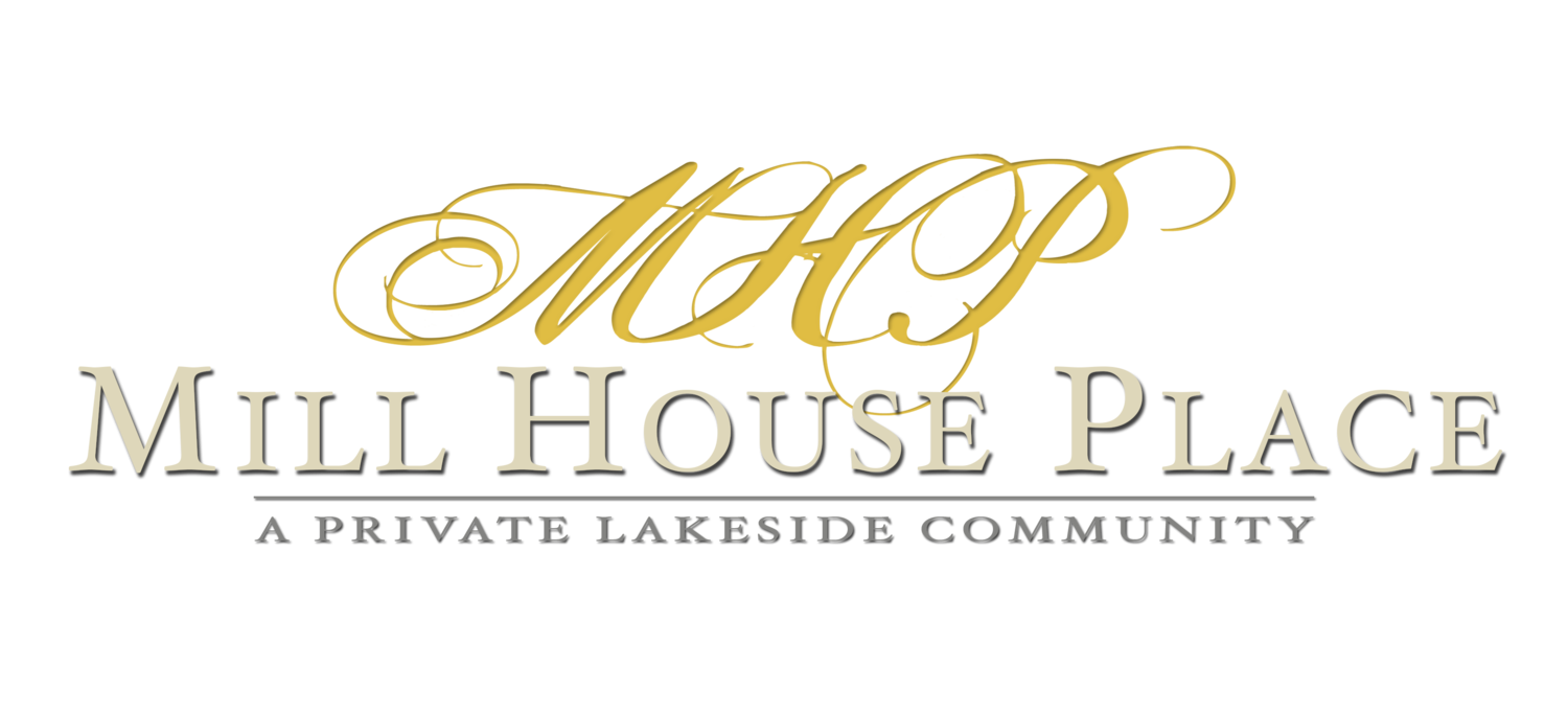 Mill House Place - A Private Lakeside Community - Winston-Salem, NC