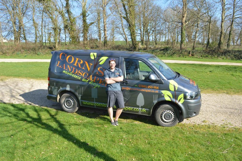 Cornish Landscaper