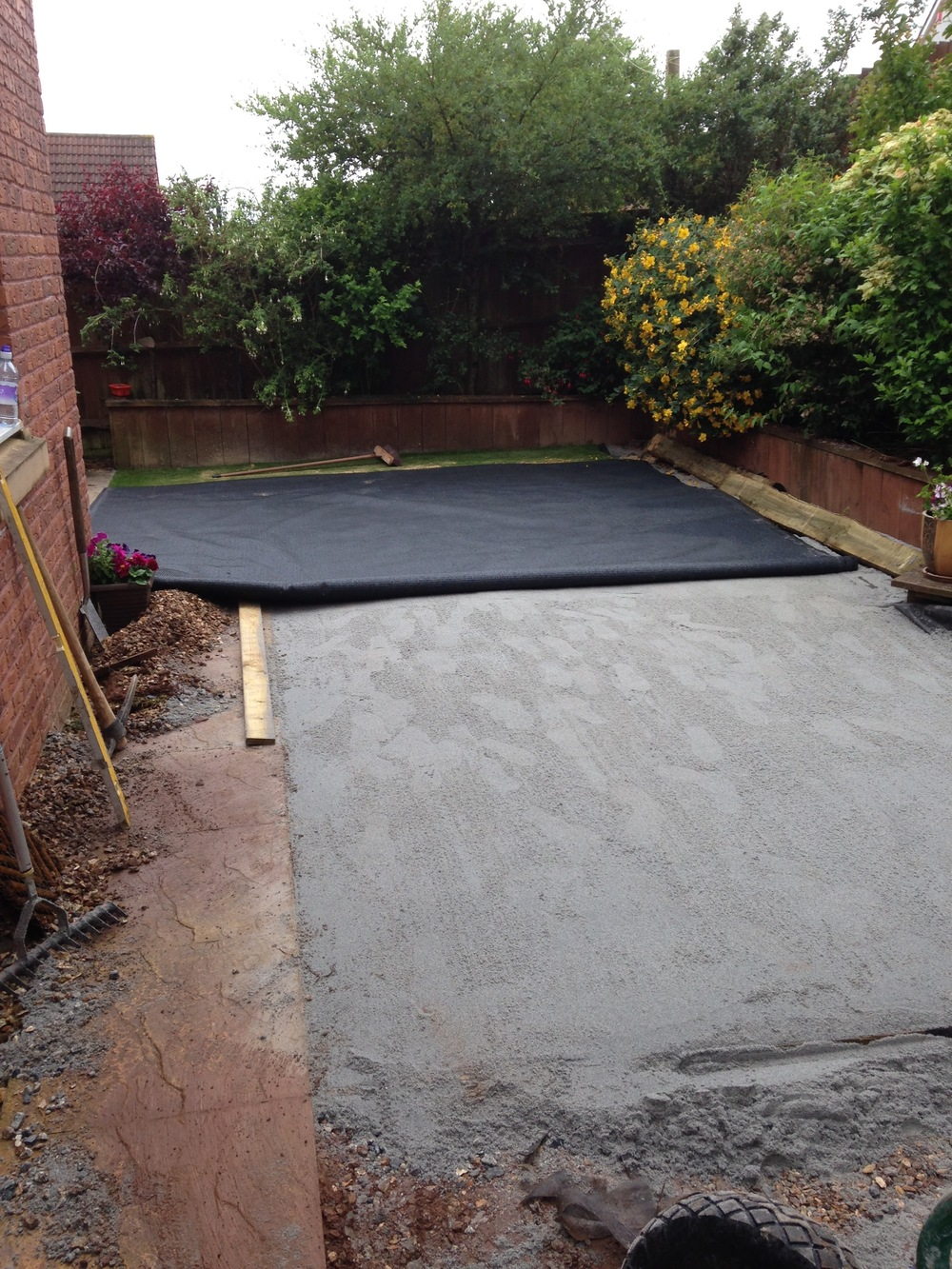Artificial turf for the kids