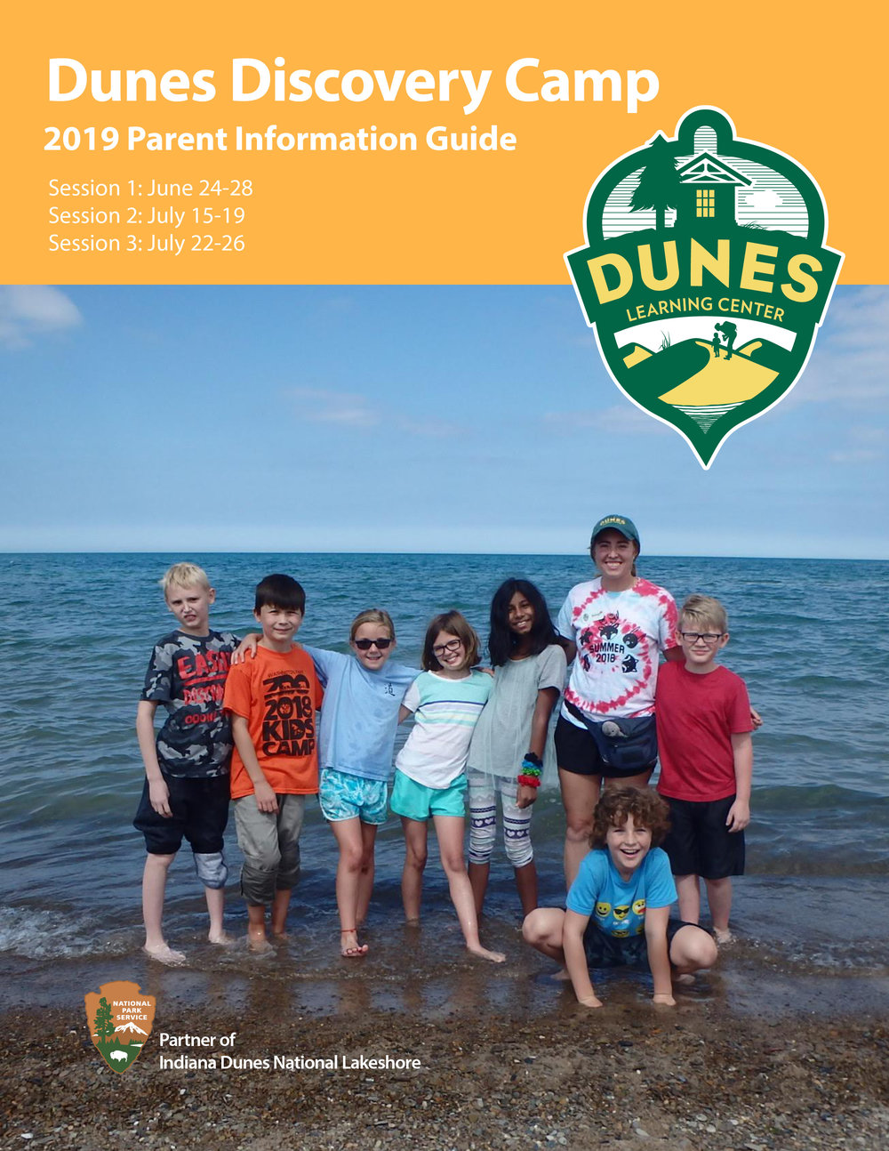 Dunes Discovery Camp Parent Guide