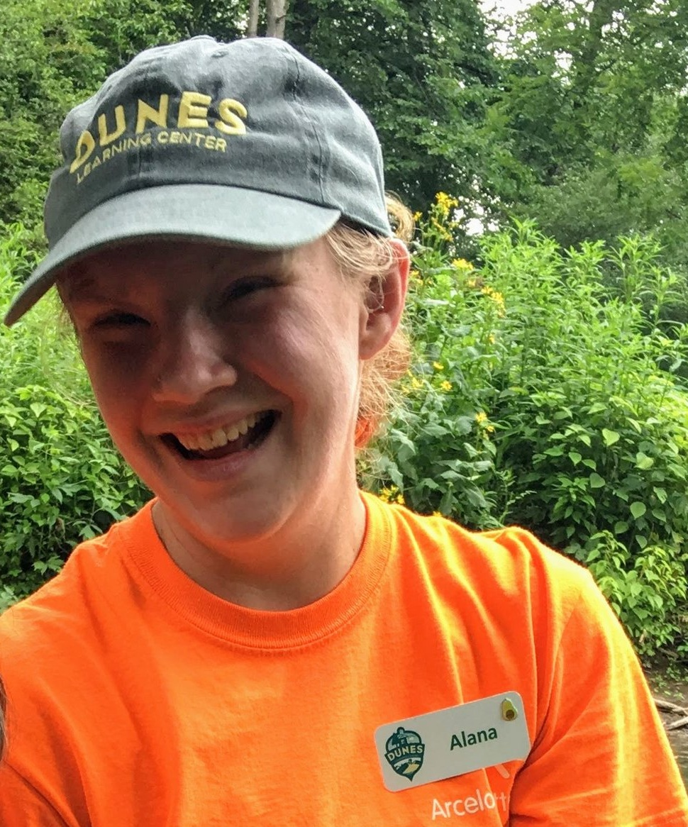 Alana Murray - Senior Naturalist