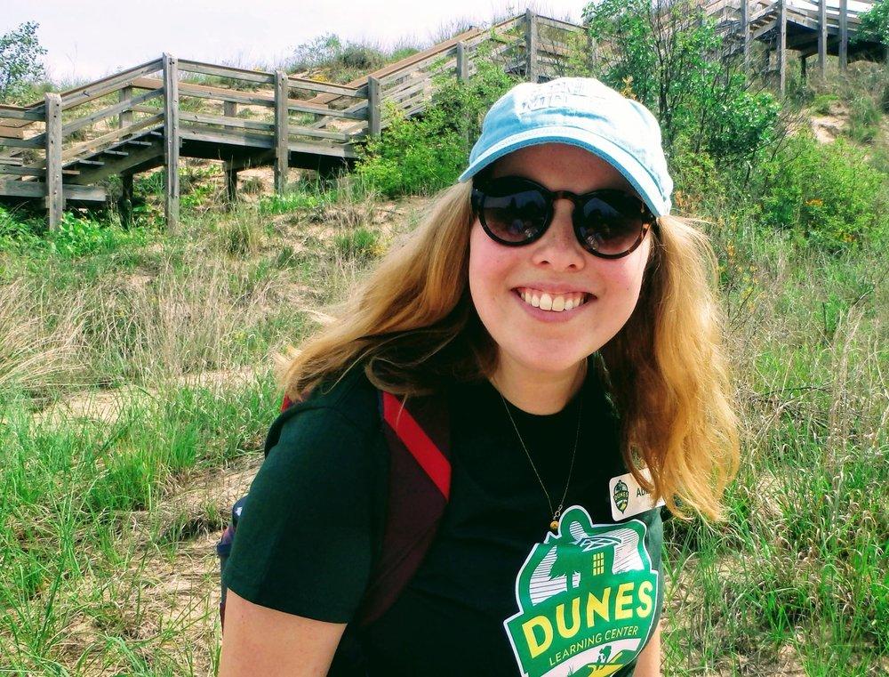 Abigail Stone Lauer - Naturalist