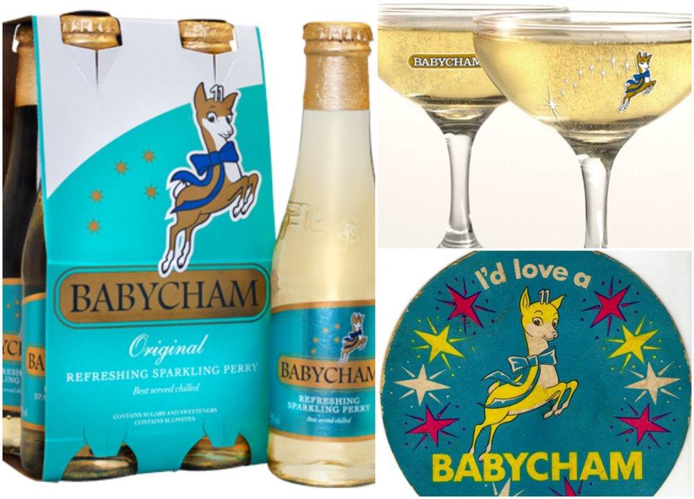 baby cham wine