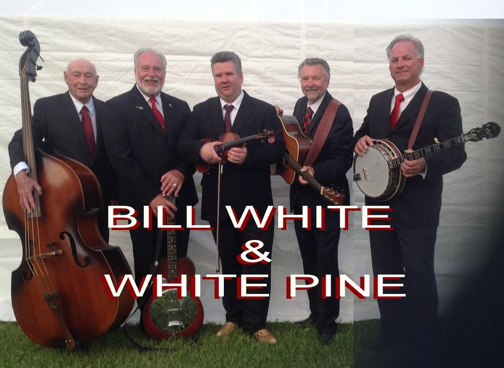 Bill White and White Pine (Click)