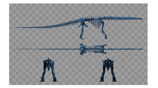 Sellers et al's digital sauropod, 2014 p3