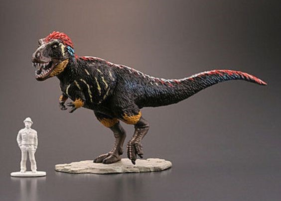 Oh feathered  T. rex , will you ever get old?
