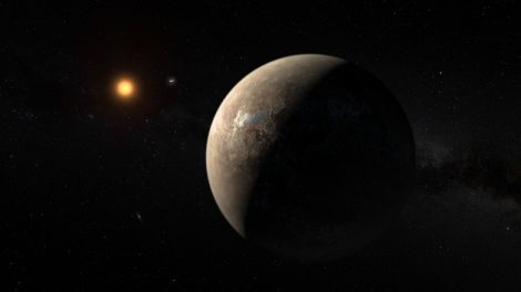 Articles about exoplanets typically have only a few points of data to work with, such as mass and orbit, the rest being extrapolation from planetary physics and chemistry.  Source: SO/José Francisco (josefrancisco.org).