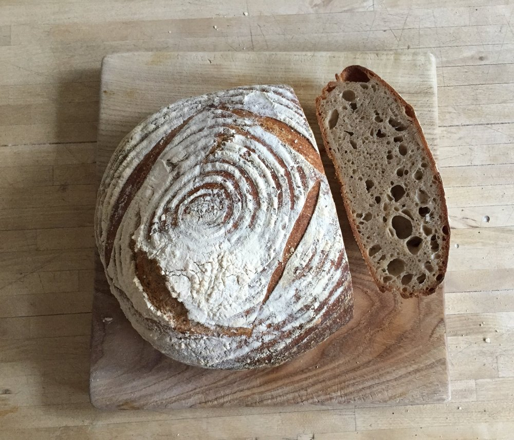 Slow Ferment Wheat and Rye.   Image: Paul Burton