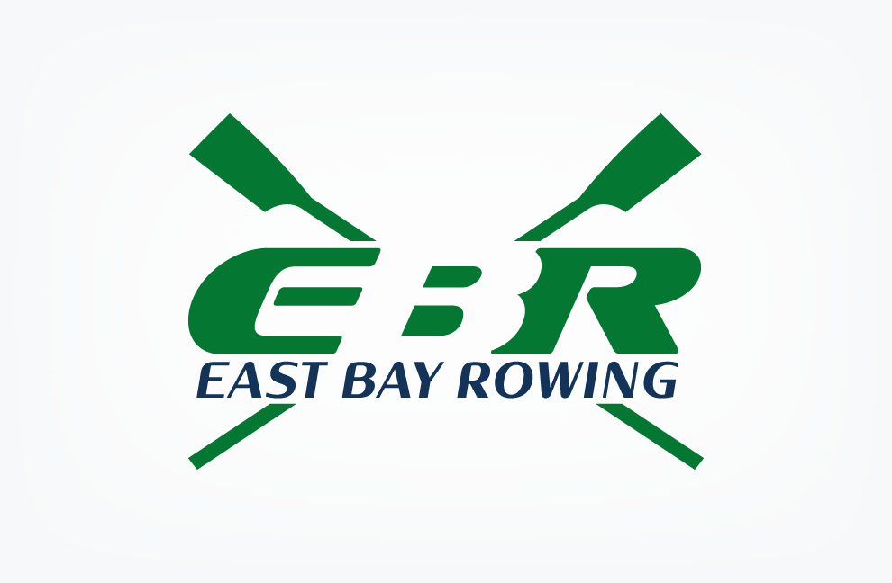 East Bay Rowing logo