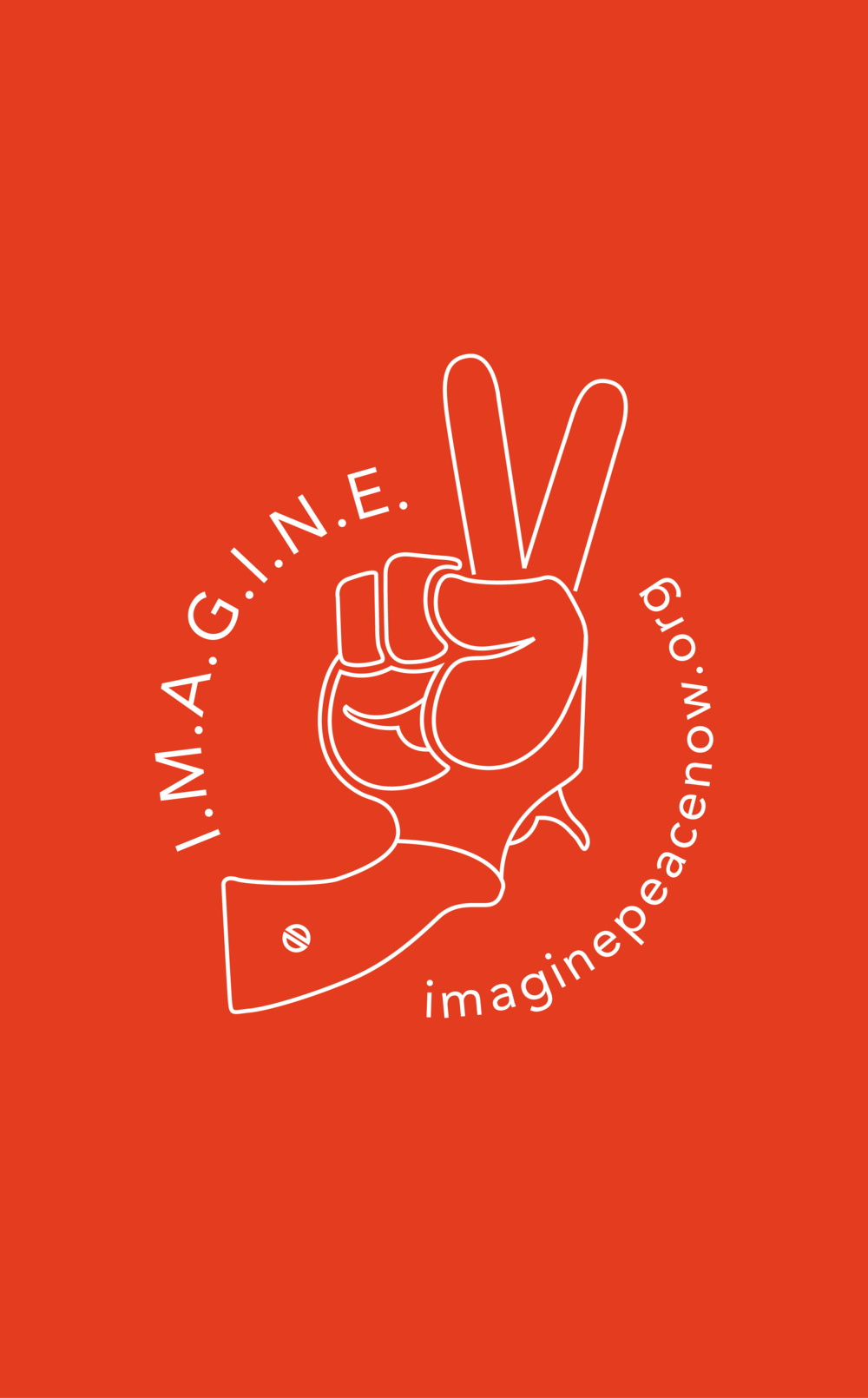 Imagine Peace Now Book, logo, logo design, graphic design, graphic designer, Rhode Island based graphic designer