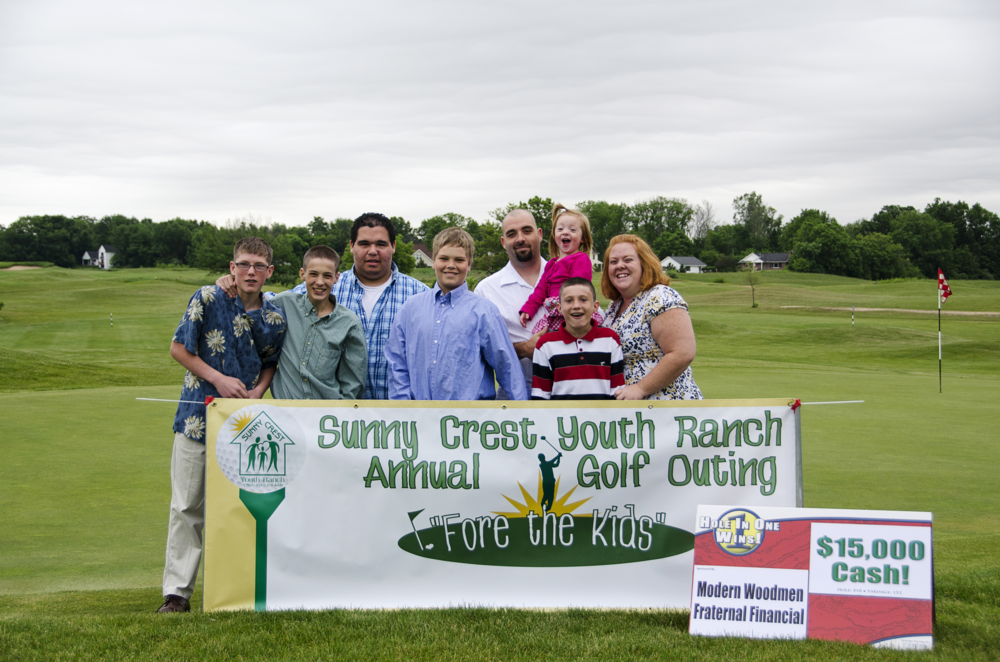 Sunny Crest Youth Ranch Events