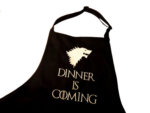 A fine gift indeed, for any cook of House Stark.
