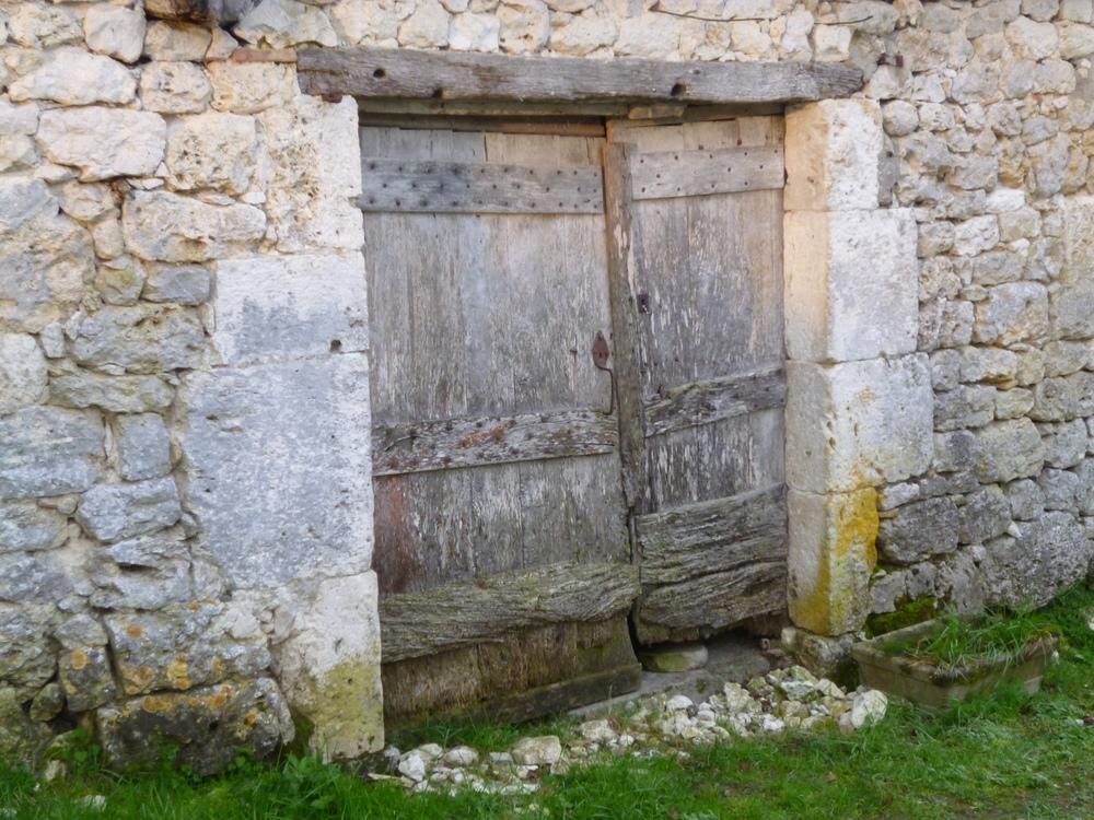 Workshop barn doors. 01/03/16