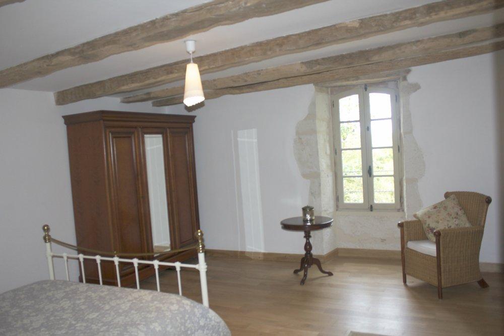 1. Montaigu Bedroom.