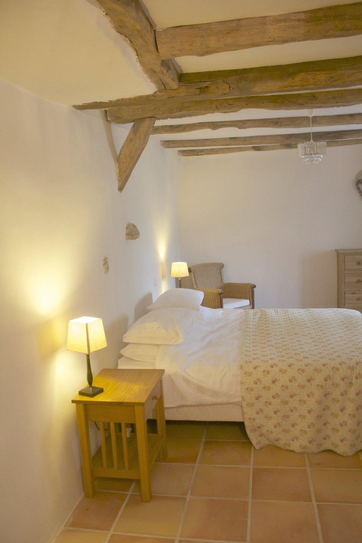 10. Lauzerte bedroom.