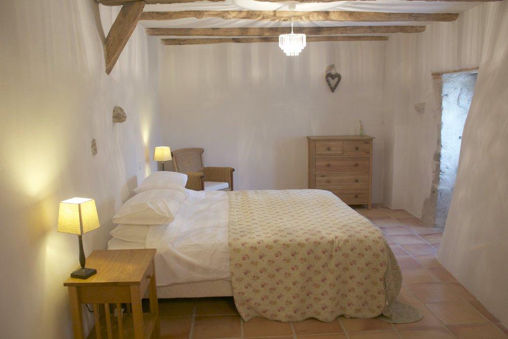 11. Lauzerte bedroom