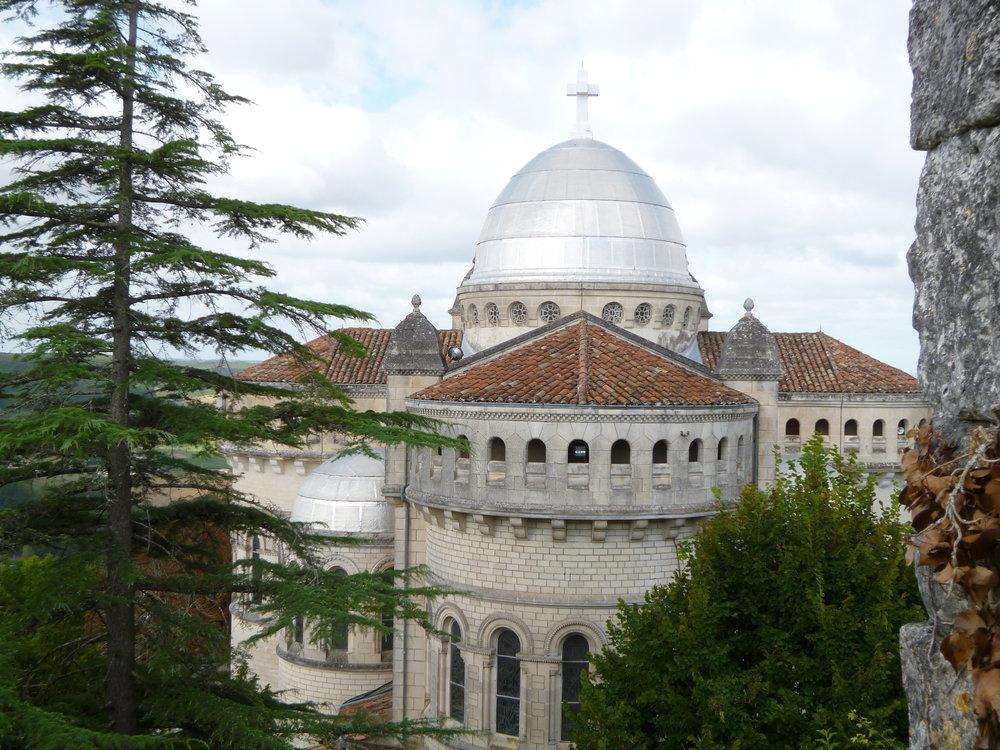 Basilica Notre-Dame du Peyragude