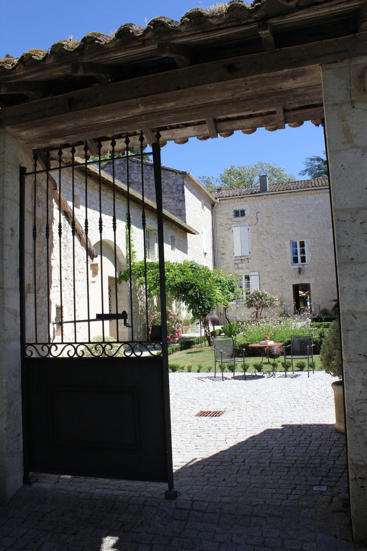 Chateau de l'Hoste