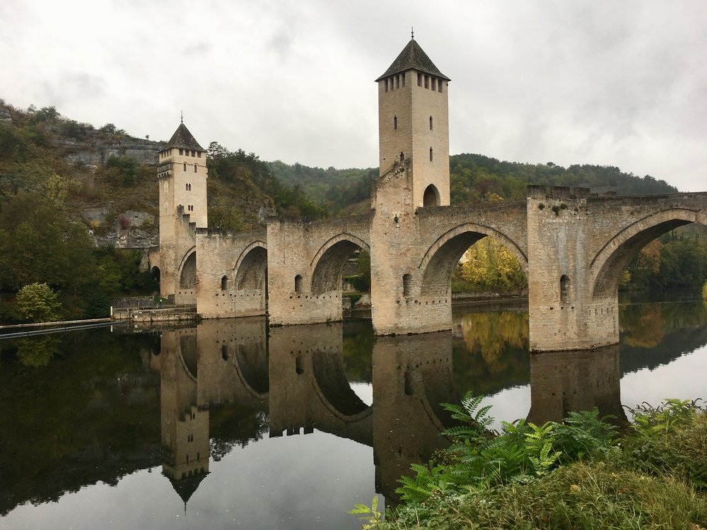 We gave ourselves some timeout to discover new things in our local area. The above picture was taken in Cahors. We explored vineyards, towns and tried new activities in order to be able to compile our guest information book.
