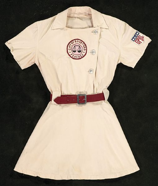 Costumes from A League of Their Own