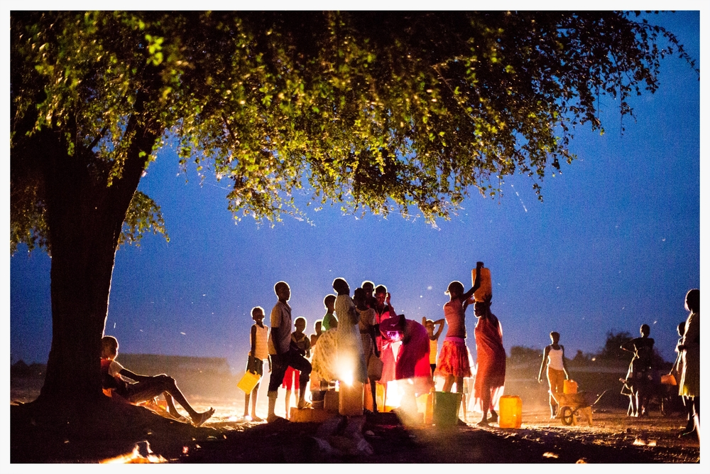 Borehole in South Sudan. Photo: © Marcus Perkins
