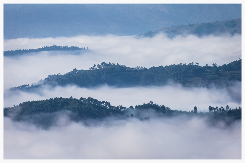 Kabale district in south west Uganda. Photo © Marcus Perkins