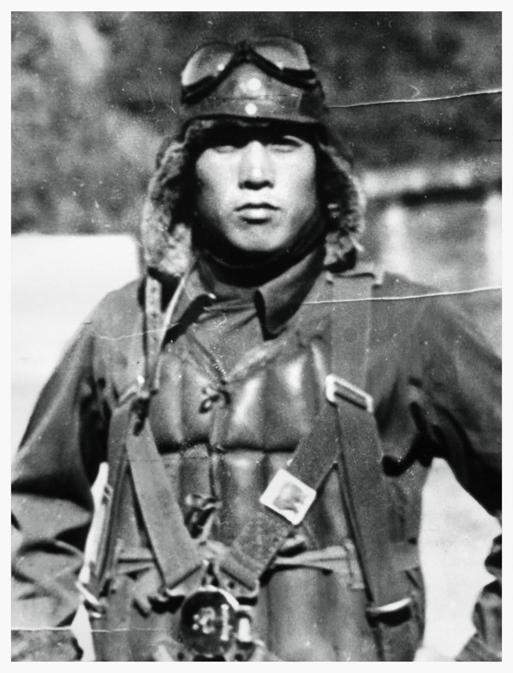 Kaname Harada, circa 1938.