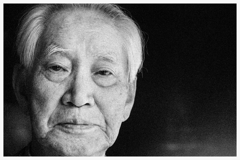 Takeshi Maeda in 2001.Photo © Marcus Perkins