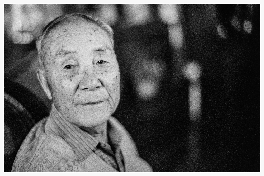 Zenji Abe in 2001. Photo © Marcus Perkins