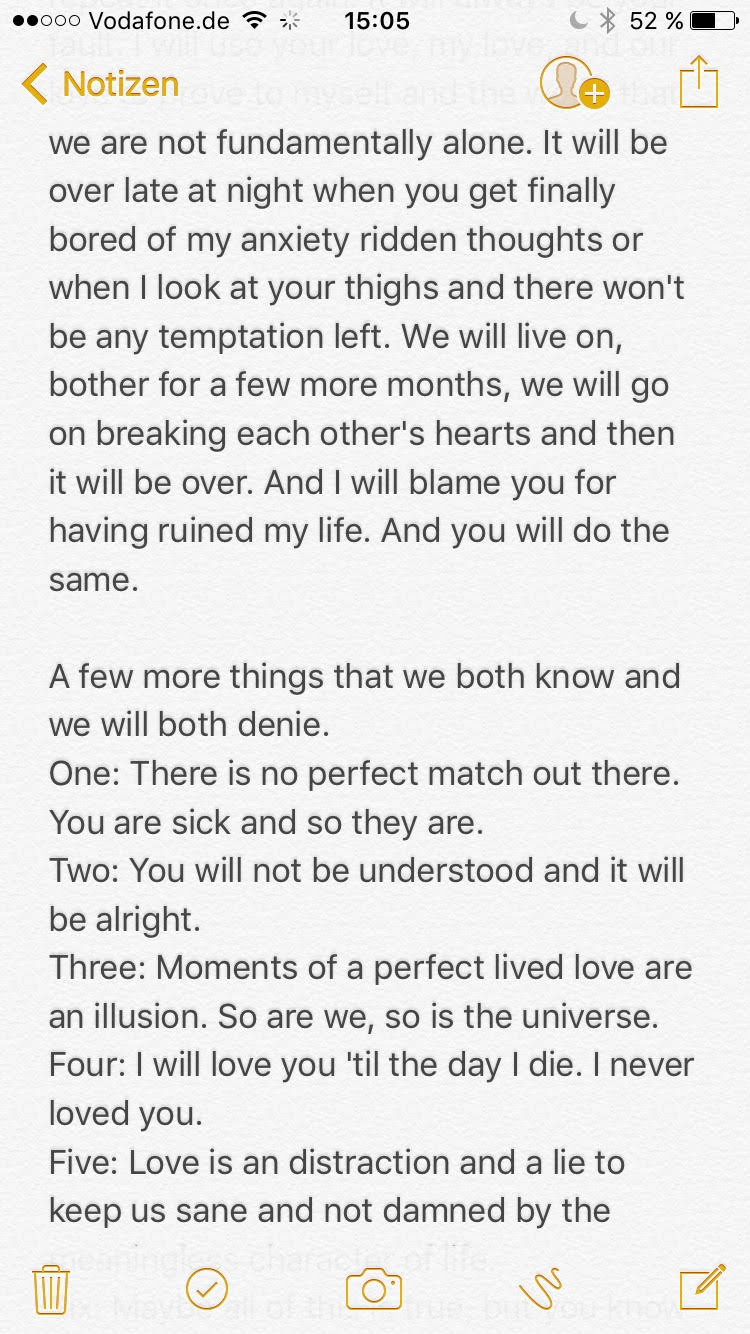 Love Heartbreak And The Truth Kalon Azure
